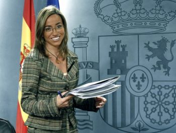 Nuevo gobierno de España