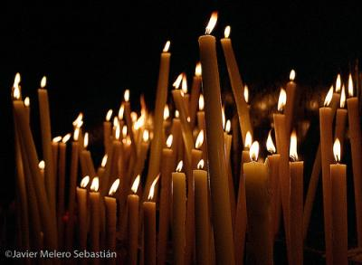 Apagar las velas
