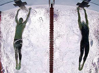 Sexto oro de Phelps