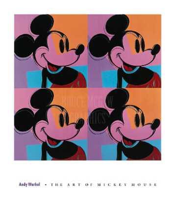 A mi tampoco me gusta Mickey Mouse